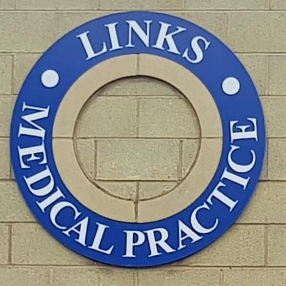 Links Medical Practice Logo